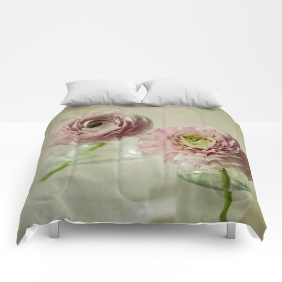 Spring Bloom Comforters
