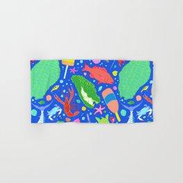 Gulf Coast Nautical Hand & Bath Towel