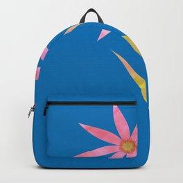 Vector Flower 115 Graphic Art Print Backpack