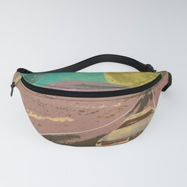EVENING EXPLOSION II Fanny Pack
