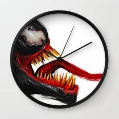 EXTRATERRESTRIAL Wall Clock