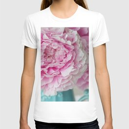 Peony Afternoon 1 T-shirt