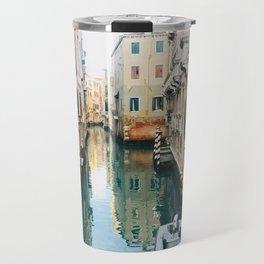 Canals of Venice VII Travel Mug