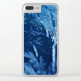 Soul On Ice Clear iPhone Case