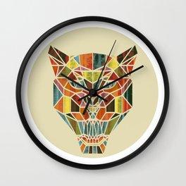 Holy Cat Wall Clock