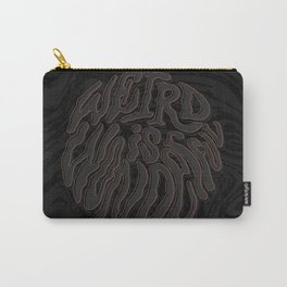 Weird Is Wonderful Carry-All Pouch