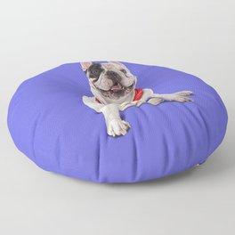 Frenchie (Colour) Floor Pillow