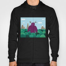 Life Swarms with Innocent Monsters Hoody