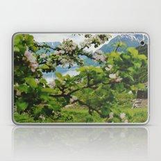 norwegian cherry blossom  Laptop & iPad Skin