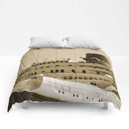 Queen Mary  Comforters