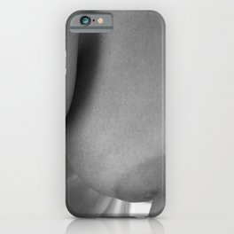Approaching to love iPhone Case