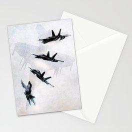 Superhornet Stationery Cards