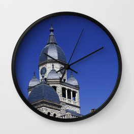 The Courthouse Wall Clock