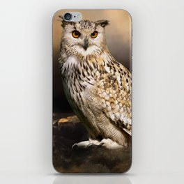 Two Owls iPhone Skin