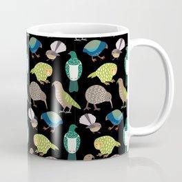Cute New Zealand Birds Coffee Mug