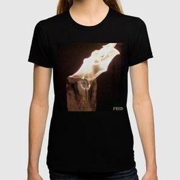 Fire from Ice - FredPereiraStudios.com_Page_19 T-shirt