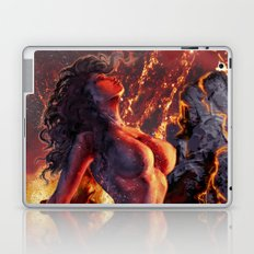 Lava Girl Laptop & iPad Skin