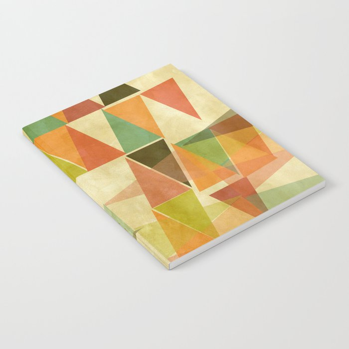 Abstract Landscape Notebook