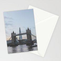 Tower Bridge, London U.K. Stationery Cards