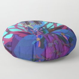 Gaia (Dusk) Floor Pillow