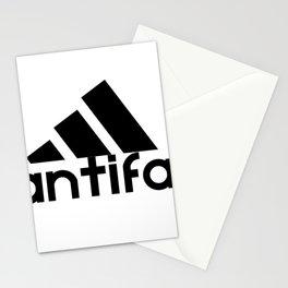 Antifa AntiNAzi Love Adida Imitation Stationery Cards