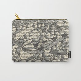 Rolling with the Wind Carry-All Pouch