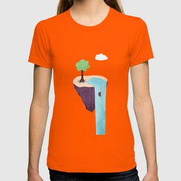 Floating Island T-shirt