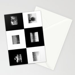 NRW Landscapes in 6 Times Black & White Stationery Cards