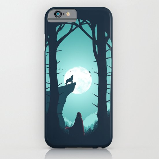 Full Moon iPhone & iPod Case