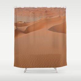 Desert Dunes Shower Curtain