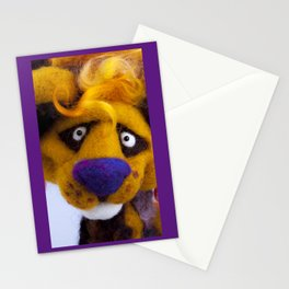 Lionel the Lion Stationery Cards