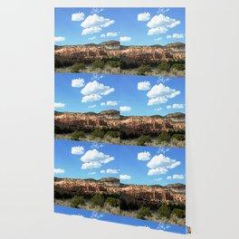 Mesas of New Mexico - Next to the Rock Amphitheater, No. 2 Wallpaper
