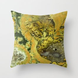 Stonedscape Two Throw Pillow