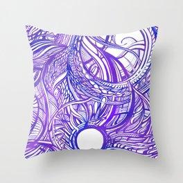 INNER WORLD - INTERNAL ENERGY Throw Pillow