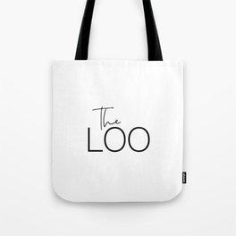 The Loo Tote Bag