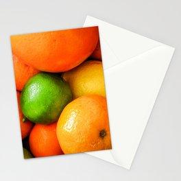 Oranges Lemons & Limes Stationery Cards