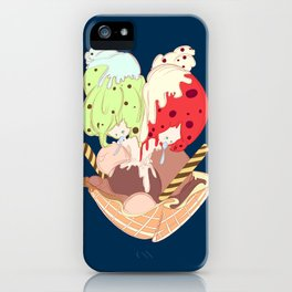SHAMPOO iPhone Case