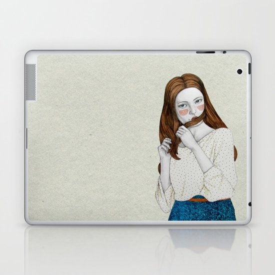 Clementina Laptop & iPad Skin