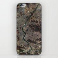 korea iPhone & iPod Skins featuring Seoul Korea by LERN