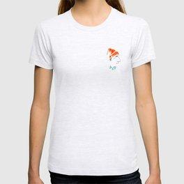 Jacques-Yves Cousteau T-shirt