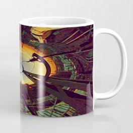 sunset from a rabbithole Coffee Mug