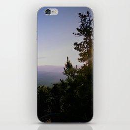 Cascade Mountain View iPhone Skin