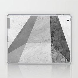 Solid marble Laptop & iPad Skin