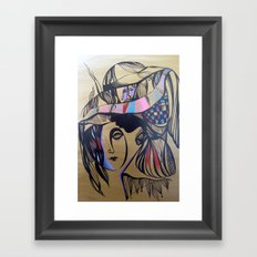 Ruben6 Framed Art Print