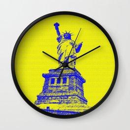 Liberty Wall Clock