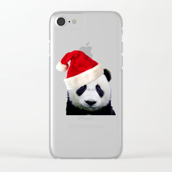 Take me Home | Christmas Spirit Clear iPhone Case