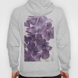 Purple Blossoming Hoody
