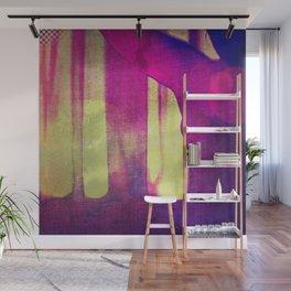 Amber: Fabric Wall Mural