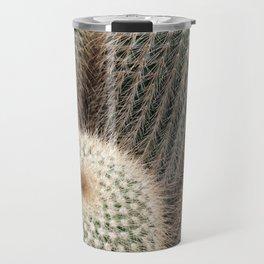 Cactus Photography Golden Desert Delight Plants Nature Botanical Art Travel Mug
