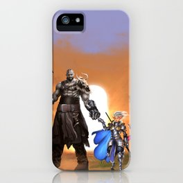 Vox Machina iPhone Case